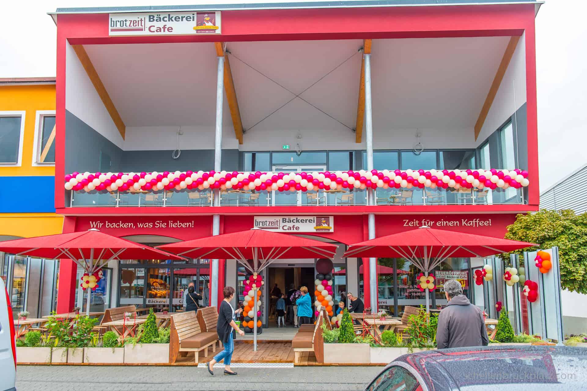 """Neueröffnung """"Brot+Zeit"""" - das schicke Café am Schellenbruckplatz"""