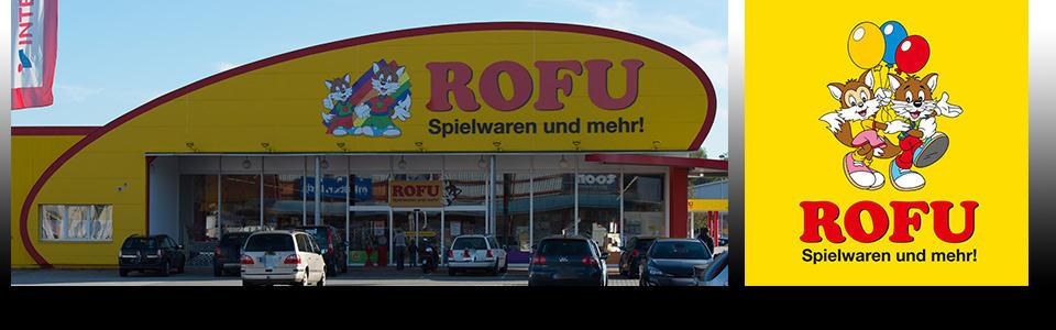 ROFU - Spielwaren und mehr!