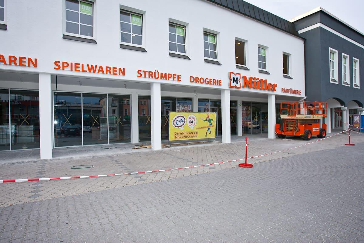 müller markt foto