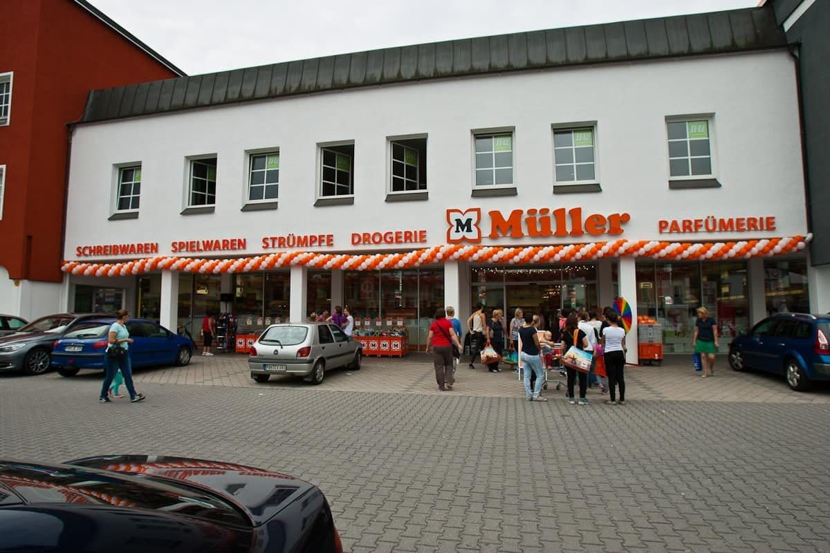 Müller Markt – Neu eröffnet am 31.07.2014