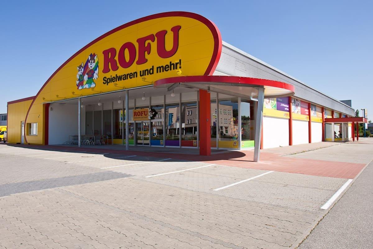 ROFU Spielwaren – Jetzt neu am Schellenbruckplatz!