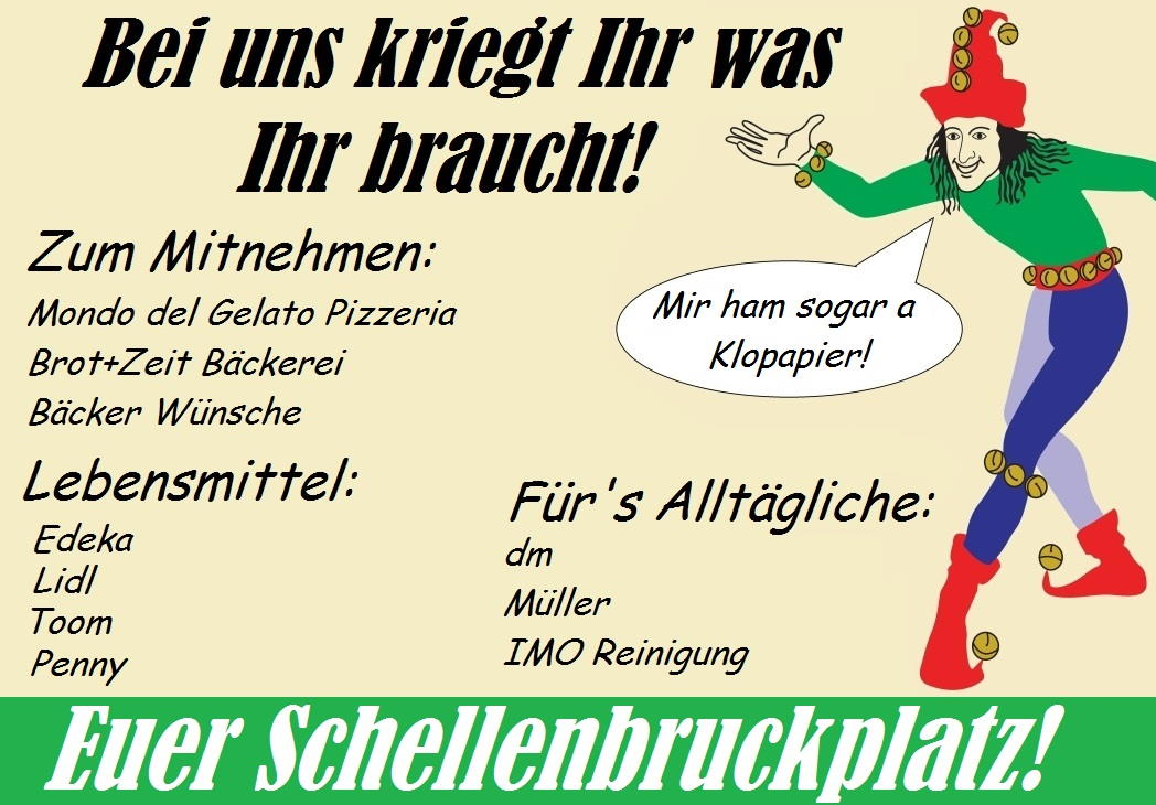 Schellenbruckplatz Eggenfelden - Corona Krise - 2