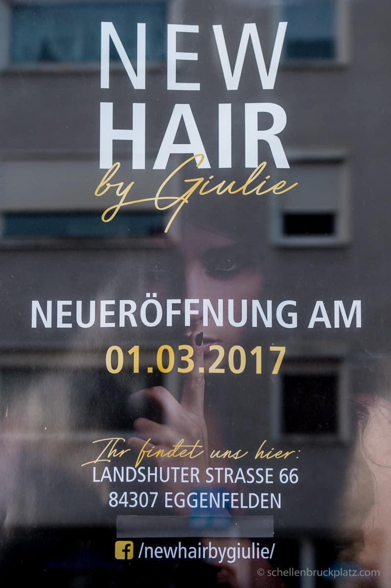 Neueröffnung +++ Friseur auf dem Schellenbruckplatz +++ ab 01.03.2017