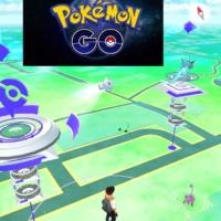 Pokemon GO auf dem Schellenbruckplatz