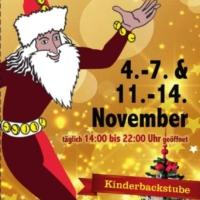 Weihnachtsmarkt 2021 am Schellenbruckplatz in Eggenfelden