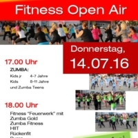 Womanice Fitness Open Air